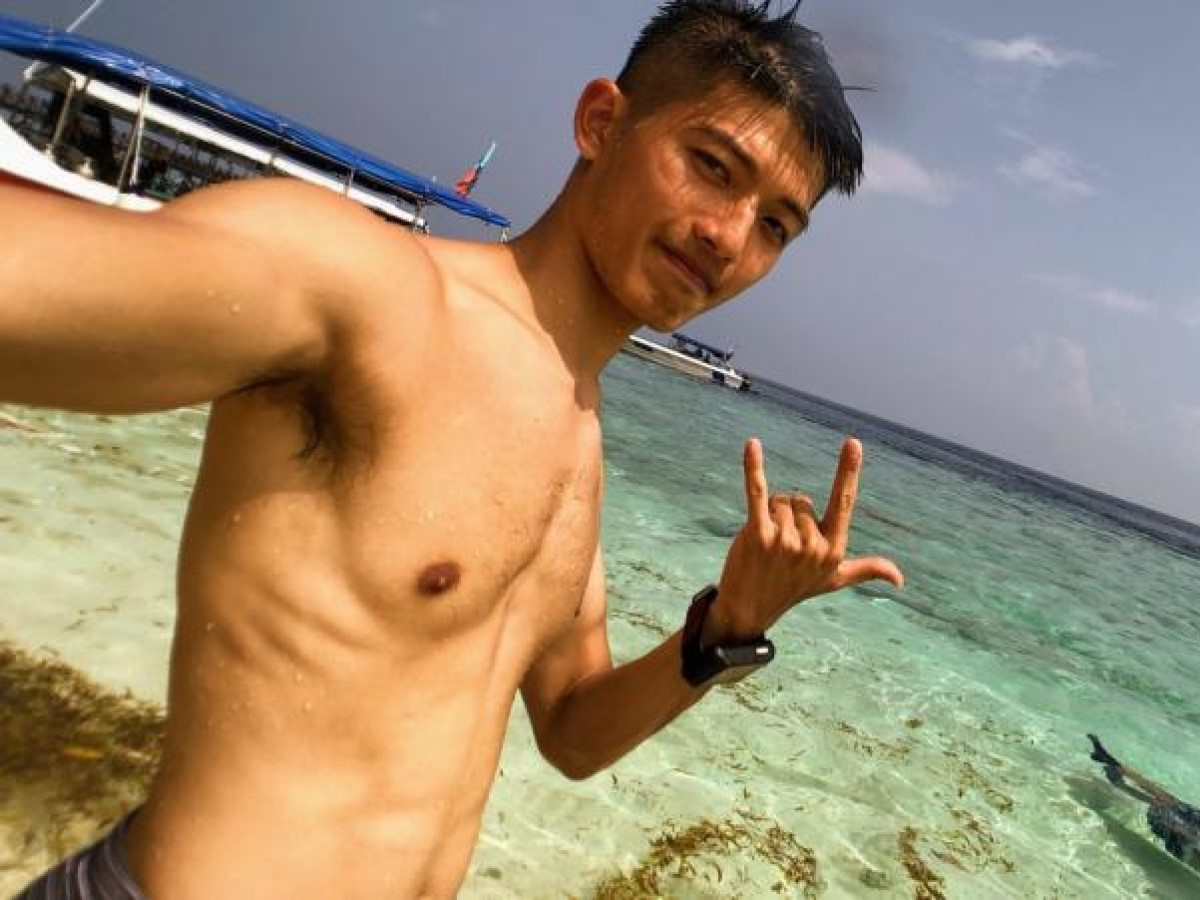 嘎專訪│台灣同志運動會選手游坤義:游泳訓練跟出櫃,都讓人長大學會療癒傷痕