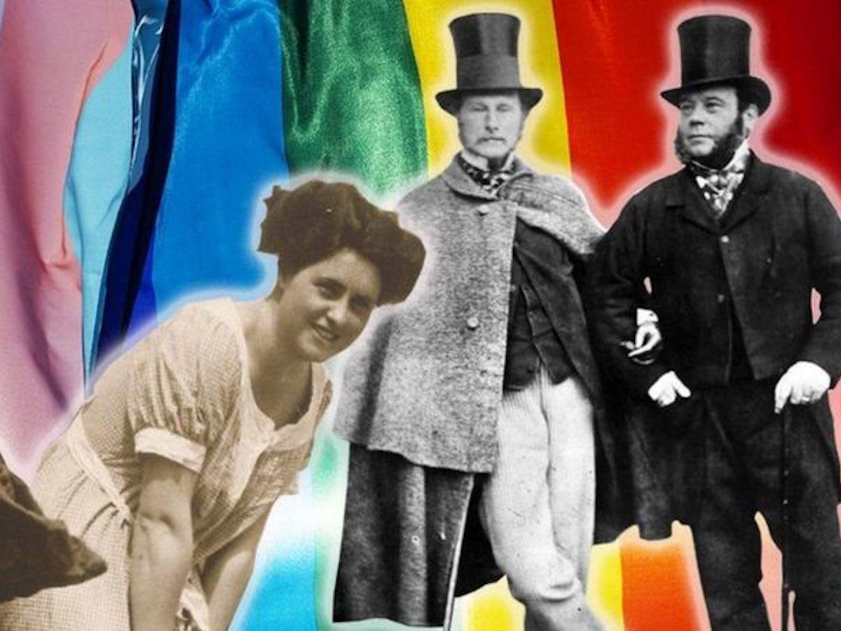 同志驕傲月:LGBT歷史上鮮為人知的五個故事