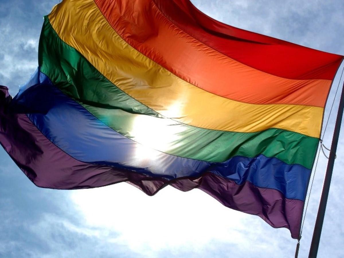 【散文】張亦絢《感情百物》:尷尬的是,其實我並不十分喜歡彩虹旗